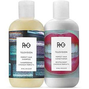 R + Co Television Shampoo/Conditioner Set